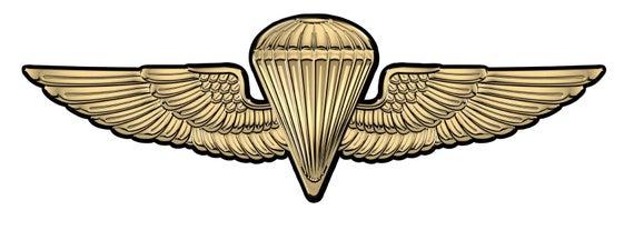 USMC-USN Parachutist Badge